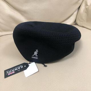 KANGOL - KANGOL  ハンチング トロピック ベントエア ベレー帽  カンゴール