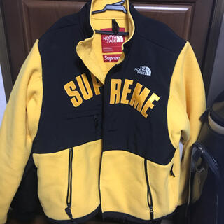 Supreme - supreme north face arc denali fleece