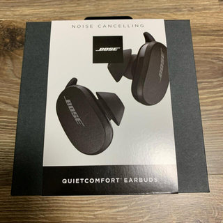 BOSE - Bose QuietComfort Earbuds 中古美品