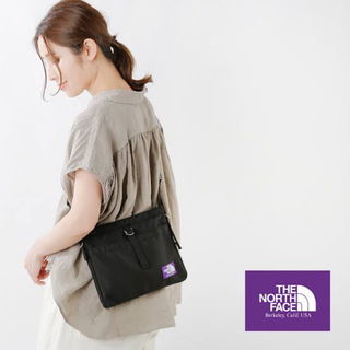 THE NORTH FACE - THE NORTH FACE PURPLE LABEL ショルダーバッグ