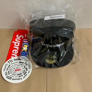 Supreme - 21ss 新品 黒 7 5/8 supreme new era box cap
