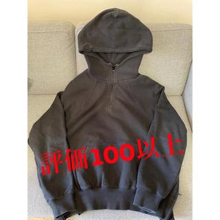 FEAR OF GOD - FOG ESSENTIALS Half Zip Pullover Hoodie