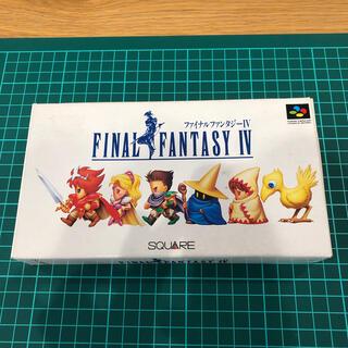 ファイナルファンタジー4 スーパーファミコン