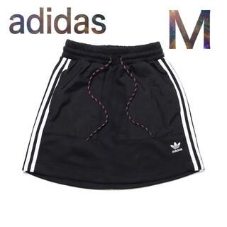 adidas - adidas M スカート 黒 シンプル