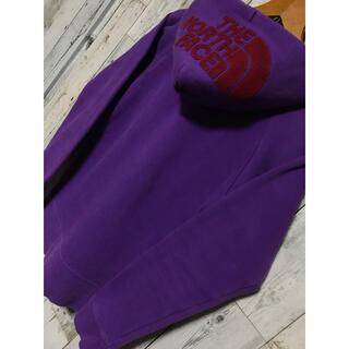 THE NORTH FACE - 爆発的人気名作映えザ・ノースフェイスパーカー紫 FR2 カナダグース パタゴニア