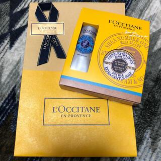 ロクシタン(L'OCCITANE)の✨新品未開封品ロクシタン  シア ナンバーワンキット (ハンドクリーム)