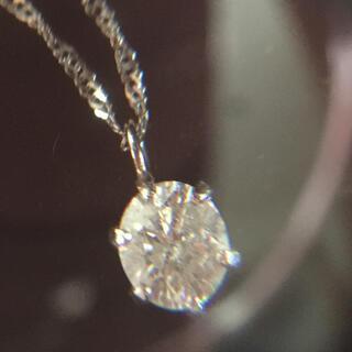 JEWELRY TSUTSUMI - 極美品✨0.3カラット一粒ダイヤモンドネックレス