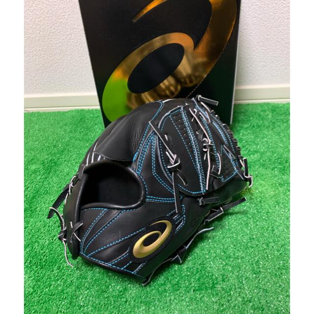 asics(アシックス)の(定価66,000円)アシックス大谷モデル 硬式投手用グローブ(新品) スポーツ/アウトドアの野球(グローブ)の商品写真