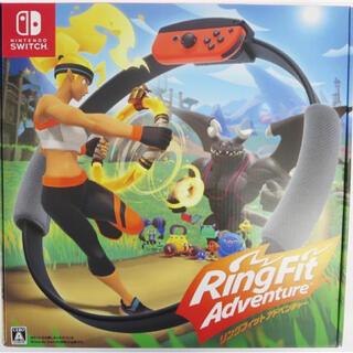 Nintendo Switch - (中古)リングフィットアドベンチャー