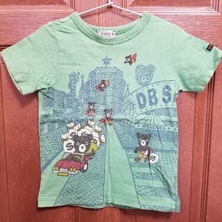 DOUBLE.B - ミキハウスDOUBLE.Bの半袖 Tシャツ モンスター ビーくん Bくん グ