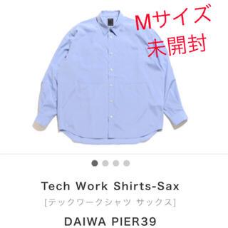 1LDK SELECT - Mサイズ daiwa pier39 Tech Work Shirts Sax