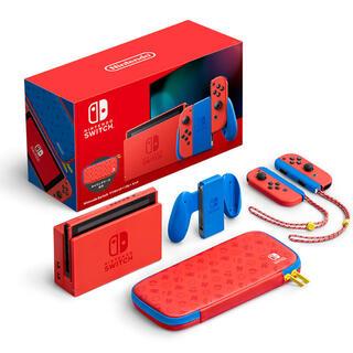 Nintendo Switch - 【新品未開封】Nintendo switchedマリオレッド