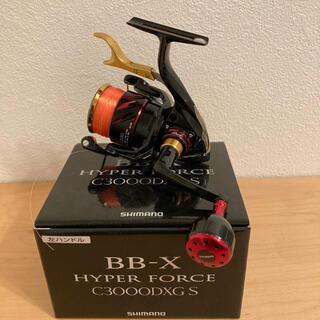 SHIMANO - シマノ リール 17 BB-X ハイパーフォース C3000DXG S LEFT