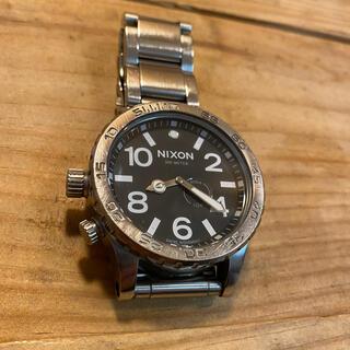 NIXON - 【ニクソン】【腕時計】【ビッグフェイス】電池交換要 ジャンク