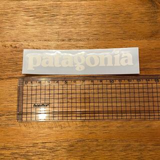 パタゴニア(patagonia)のパタゴニア  カッティング ステッカー(ステッカー)