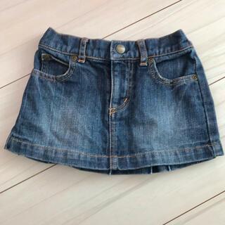 ラルフローレン(Ralph Lauren)のRalph Lauren☆ラルフ ローレン  デニムスカート サイズ80(スカート)