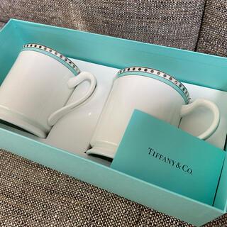 Tiffany & Co. - ティファニー ティーカップ ペアティーカップ