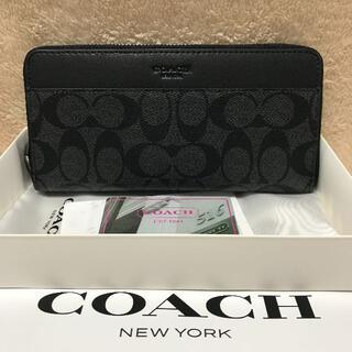 COACH - COACH  新品未使用 coach コーチ 長財布F75099
