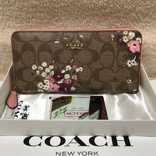 COACH - COACH  新品未使用 coach コーチ 長財布F29931