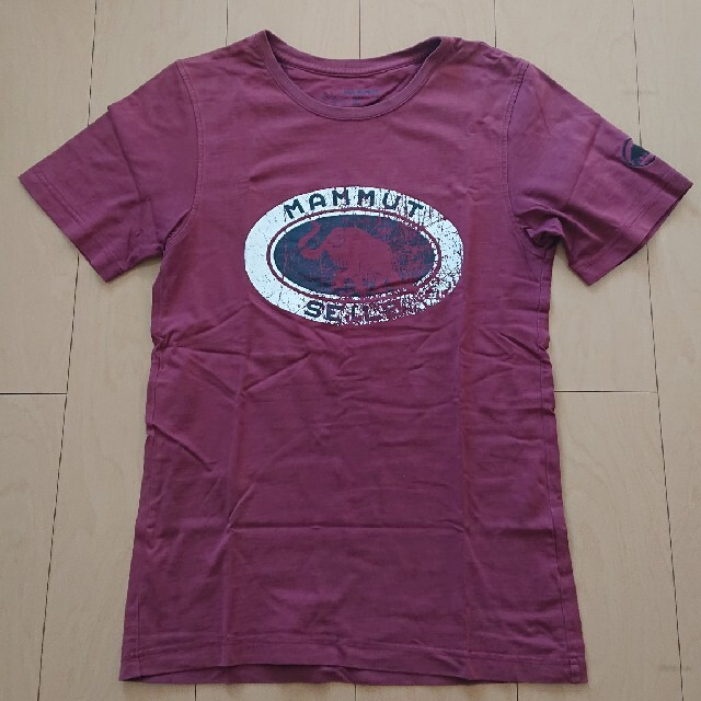 Mammut(マムート)のMAMMUT  Tシャツ メンズのトップス(Tシャツ/カットソー(半袖/袖なし))の商品写真