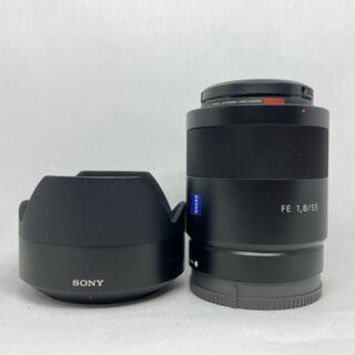SONY - SONY Sonnar T* FE 55mm F1.8 ZA SEL55F18Z