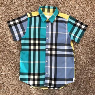 バーバリー(BURBERRY)のバーバリー 半袖シャツ(Tシャツ/カットソー)