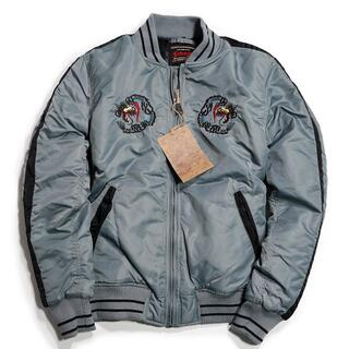 Schott NYC ショット ★XL 刺繍 スカジャン スーベニアジャケット