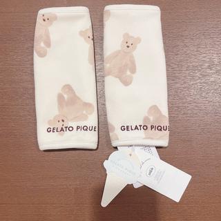 gelato pique - 抱っこ紐 よだれカバー サッキングパット クリスマス くま