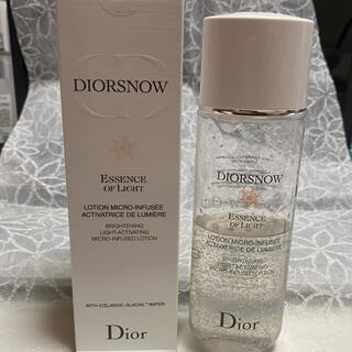 Dior - Dior スノーライト エッセンス ローション セット