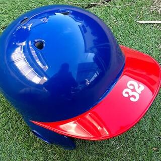 asics - 軟式アシックスヘルメット 美品