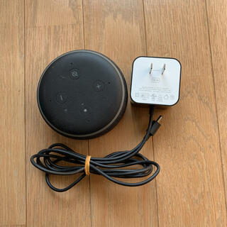 エコー(ECHO)のAmazonアレクサ エコードット 第3世代(PC周辺機器)
