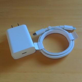 グーグル(Google)のGoogle 18 W USB-C 電源アダプター G1000-US(バッテリー/充電器)