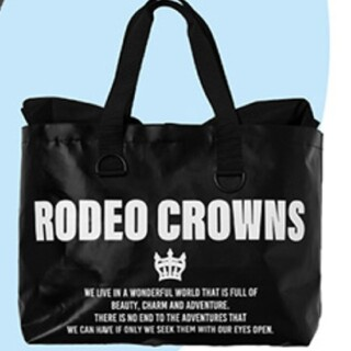 RODEO CROWNS WIDE BOWL - 新品ブラック