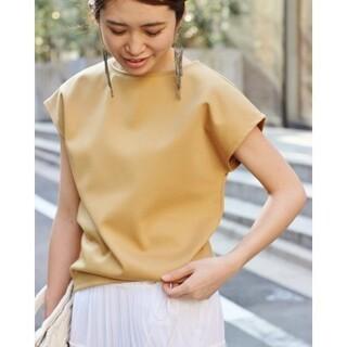 イエナ(IENA)のIENA C/NY フレンチスリーブTシャツ(Tシャツ(半袖/袖なし))