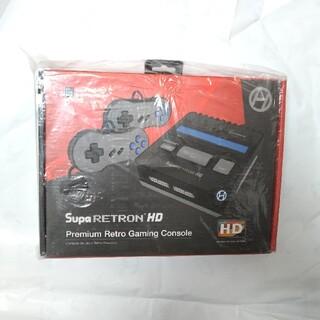 スーパーファミコン(スーパーファミコン)のスーパーファミコン HDMI互換機 黒(家庭用ゲーム機本体)