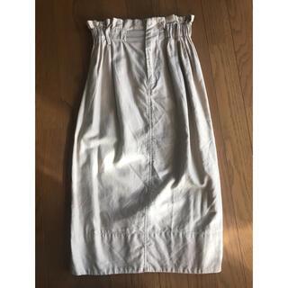 アズールバイマウジー(AZUL by moussy)のAZUL  スカート(ロングスカート)