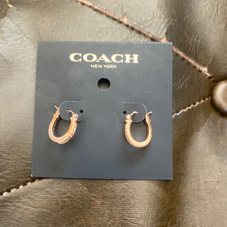 コーチ(COACH)のCOACH ピアス(ピアス(両耳用))