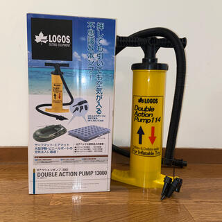 ロゴス(LOGOS)のLMGOS  Wアクションポンプ13000(その他)