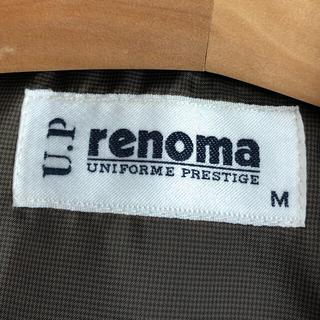 ユーピーレノマ(U.P renoma)の値下げしました! U.P renoma 【M】ベロアアウター(ブルゾン)
