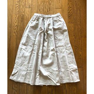 SM2 - sm2 サマンサモスモス  コットンリネン スカート  未使用