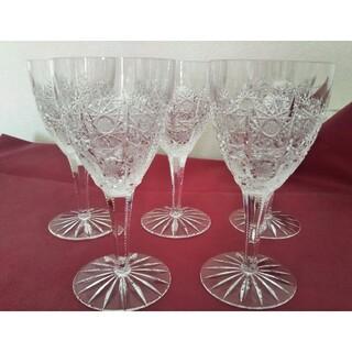 ボヘミア クリスタル(BOHEMIA Cristal)のボヘミア クリスタル グラス 5客セット(グラス/カップ)