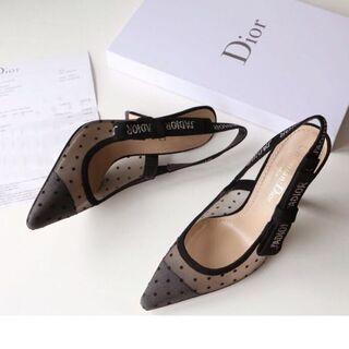 送料無料です Dior ディオール パンプス/ サンダル