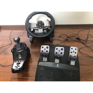 Logicool G27 Racing Wheel (LPRC-13500)(その他)