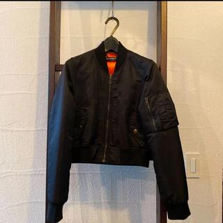 バレンシアガ(Balenciaga)のBALENCIAGA  bomber jacket 17ss(ブルゾン)