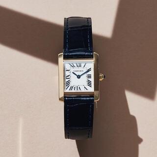 Cartier - カルティエ タンクフランセーズ SM