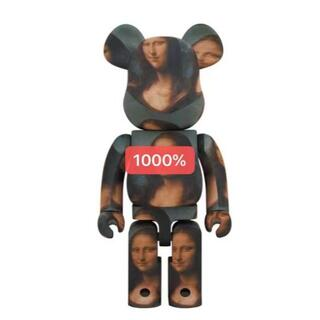 BE@RBRICK Mona Lisa 1000% モナリザ (ぬいぐるみ/人形)
