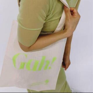 エディットフォールル(EDIT.FOR LULU)の🍋🍋 Lisa says gah! エコバッグ Lime/Natural(トートバッグ)