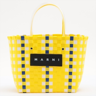 Marni - マルニ ショッピングバッグ   イエロー レディース ハンドバッグ
