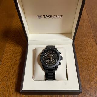 TAG Heuer - タグホイヤー カレラ ホイヤー01  フルブラック マットセラミック 45mm