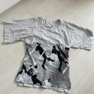 アディダスバイステラマッカートニー(adidas by Stella McCartney)の【adidas】ステラマッカートニー Tシャツ グレー ランニング(Tシャツ(半袖/袖なし))